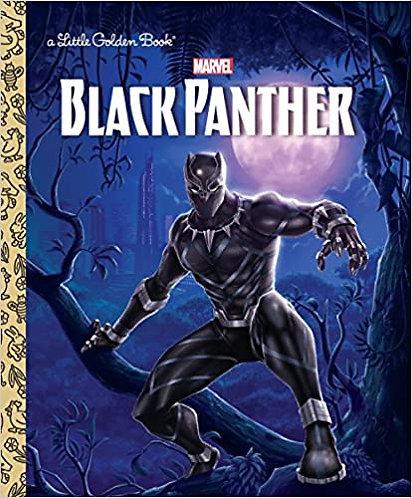 Black Panther: Little Golden Book