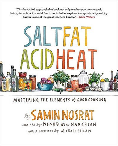 Salt Fat Acid Heat (Hardcover)