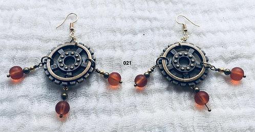 Mariama in Ghana Earrings 021