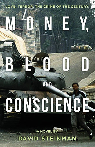 Money, Blood & Conscience (Paperback)