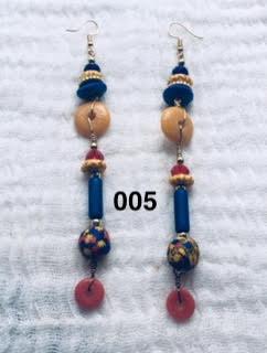 Mariama in Ghana Earrings 005