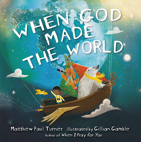 When God Made the World (Hardcover)