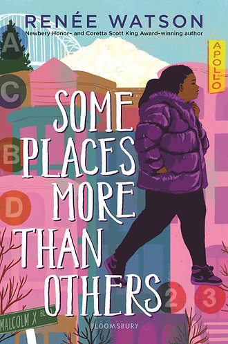 Some Places MoreThan Others (hardback))