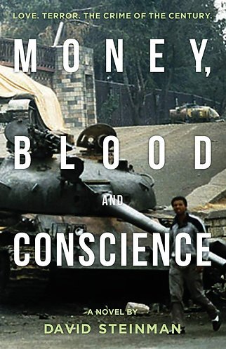 Money, Blood & Conscience (Hardcover)