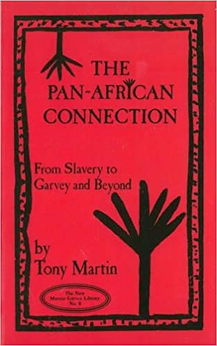 The Pan- African Connection: From Slavery to Garvey and Beyond