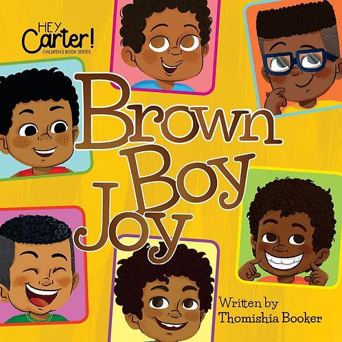 Brown Boy Joy