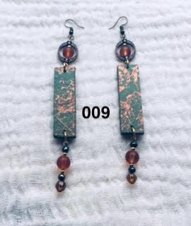 Mariama in Ghana Earrings 009