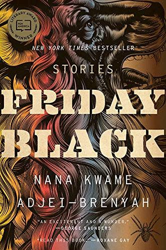 Friday Black (paperback)