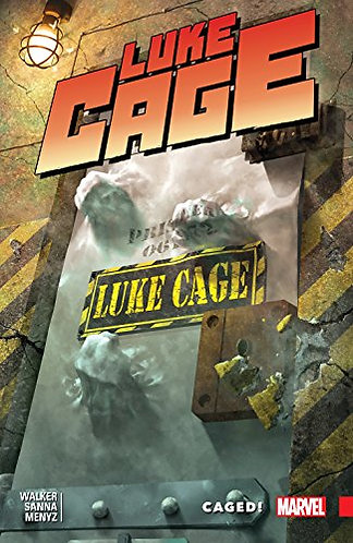Luke Cage: Caged
