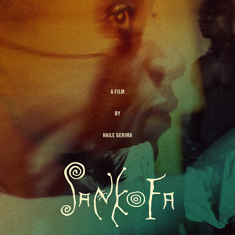 Sankofa the movie will be available on Netflix starting September 24th!