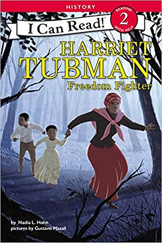 Harriet Tubman Freedom Fighter (HC)
