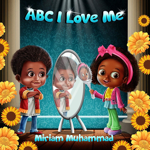 ABC I Love Me (Paperback)