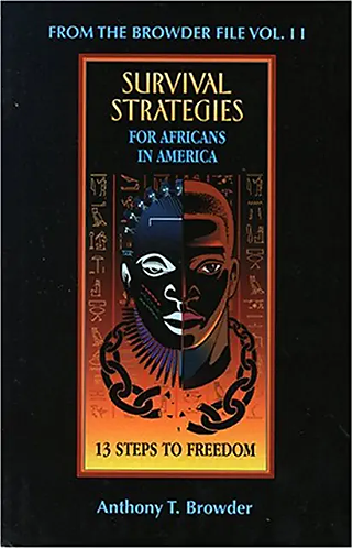 From the Browder File: 22 Essays on the African American Experience