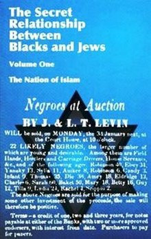 The Secret Relationship Between Blacks and Jews: Volume 1