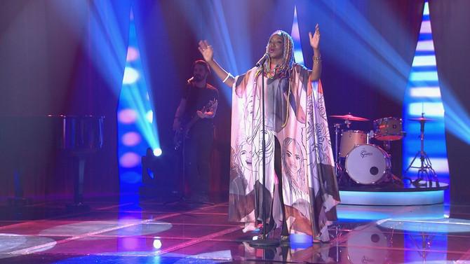 Bamboleo supera el 13% de audiencia en una noche mágica y musical con Lucrecia