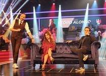 Mónica Cruz y Pedro Alonso lo dan todo sobre la pista de baile de Land Rober