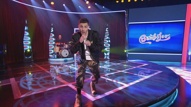 El canario Danny Romero llevó sus ritmos latinos a Bamboleo