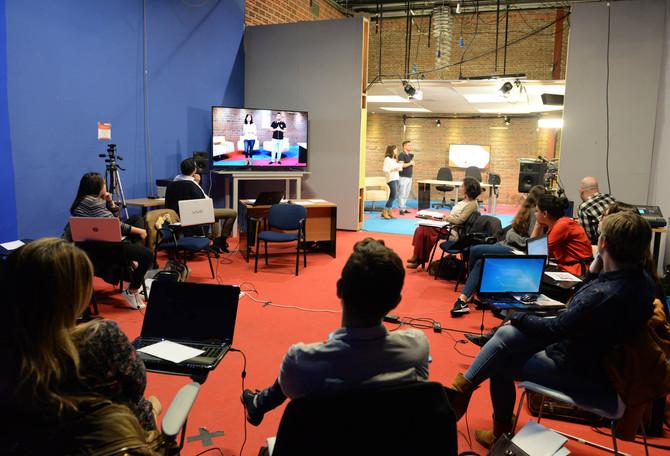 Entrevista_ Luis Fraga, periodista y formador del curso Edición y presentación de informativos e inf