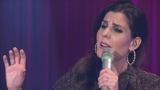 Diana Navarro emociona con su voz en Bamboleo, que rozó este sábado el 13% de share