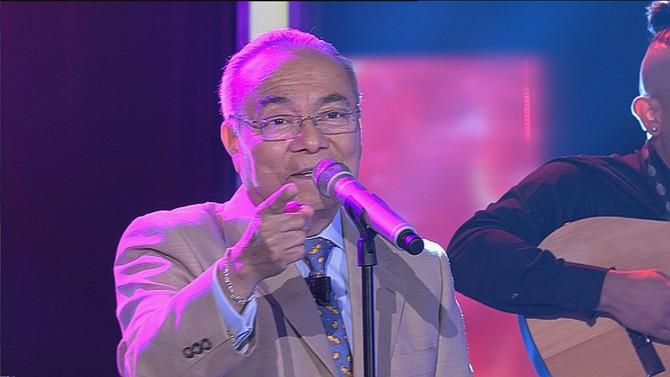 Bamboleo supera el 14% de audiencia con las visitas musicales de Rafael Basurto, la voz de Los Panch