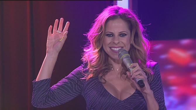 Bamboleo suma esta semana más de 129.000 espectadores que apreciaron el arte de la cantante sevillan