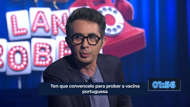 Berto Romero comparte comedia en Land Rober