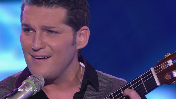 Manu Tenorio celebra sus dieciséis años de carrera musical en Bamboleo, que consiguió superar los 14