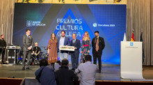 """""""O sabor das margaridas"""", Premio da Cultura Galega en la categoría de audiovisual, ¡muchas gracias!"""