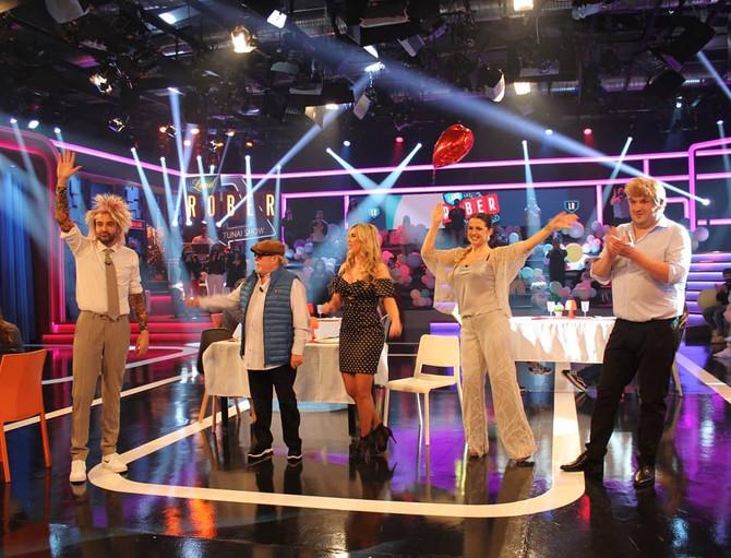 Arévalo y Malena repartieron dosis de humor en Land Rober, que alcanzó un 19,5% de share