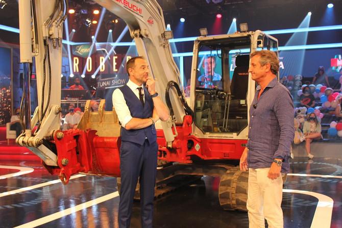 Luis Moya, Lucía Regueiro y Miguel Canalejo brillan en Land Rober que consigue un 18,4% de audiencia
