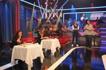 Gran 15,6% de audiencia en Land Rober, con el cocinero vasco Robin Food y la cantante Sabela Ramil