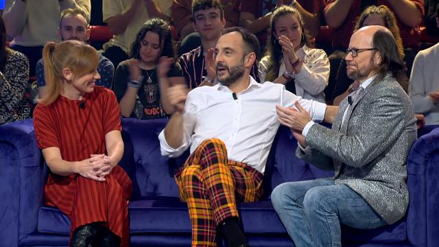 Un Land Rober de locura y risas, con los actores Santiago Segura y María Vázquez