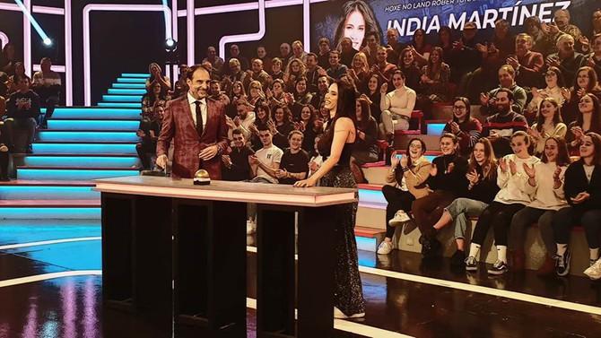 Grandes momentos en Land Rober, con India Martínez y Sara Escudero