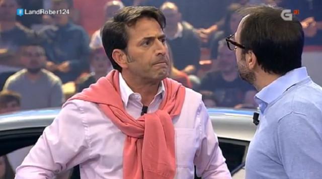 Risas y más risas en un Land Rober con un 21,6% de audiencia y la visita del actor Antonio Garrido