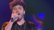 Bamboleo recibió a Blas Cantó a las puertas de Eurovisión y rozó el 13% de share