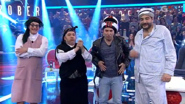 "Un 22,2% de audiencia para Land Rober, con el actor Xosé Barato y ""As Cantareiras de Ardebullo&"