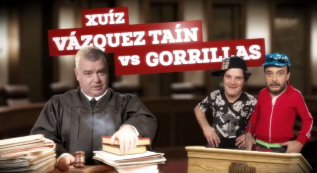 """""""Land Rober"""" 104 alcanza un 25,6% de audiencia en un programa donde el juez Vázquez Taín se tuvo que"""