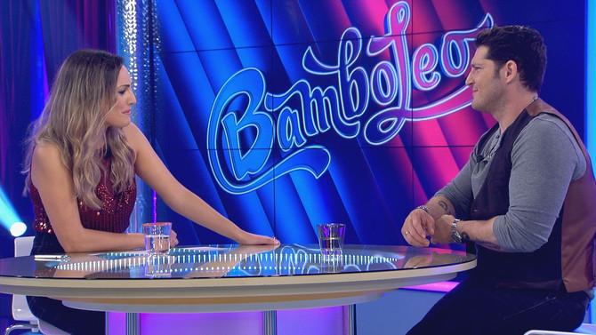 Manu Tenorio y María do Ceo pusieron la música al último Bamboleo que alcanzó los 13 puntos de audie
