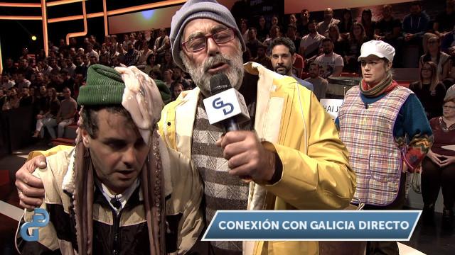 Carlos Blanco visitó Land Rober para poner orden en la incertidumbre de la veda del pulpo gallego