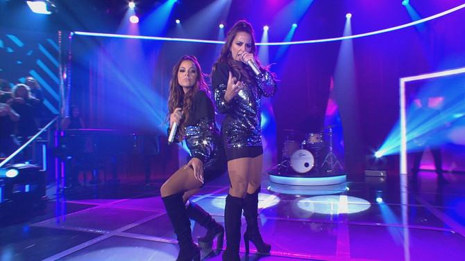 K-Narias y Lys Pardo brillan en la noche de Bamboleo