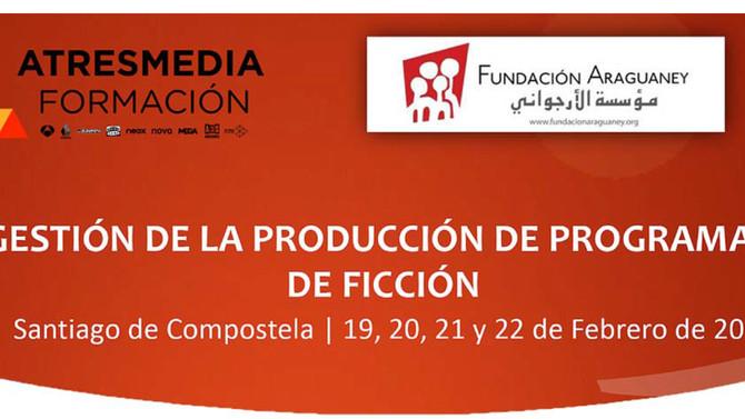 Nuevo curso sobre gestión de la producción de programas de ficción. Febrero, en el Plató 1000