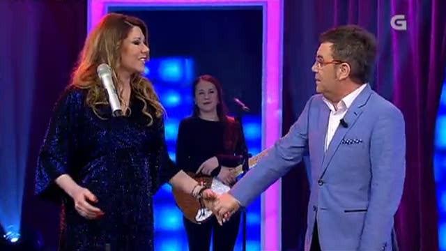 La cantante Tamara emociona con su voz a un 11,7% de la audiencia de Bamboleo