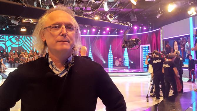 """Xosé Arias, director de CTV: """"Nuestro objetivo es crear contenidos de ficción para fuera de Galicia"""""""