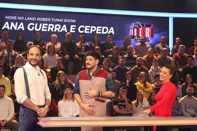 Ana Guerra y Luis Cepeda se lo pasan en grande en el primer Land Rober de 2020
