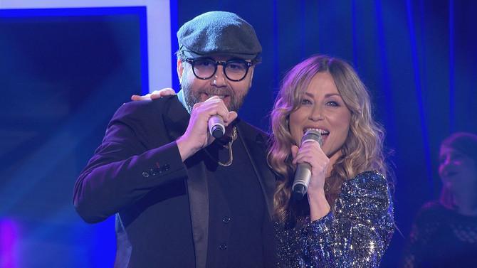 Verónica Romero y Paolo Vallesi protagonistas de la noche musical de Bamboleo