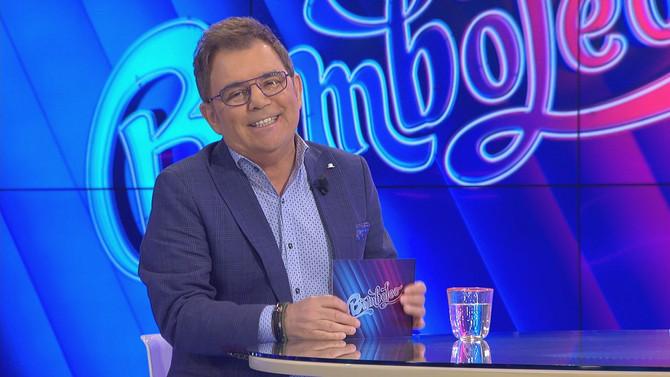 Melody emociona con su música al público de Bamboleo, que consiguió un 13,6% de audiencia