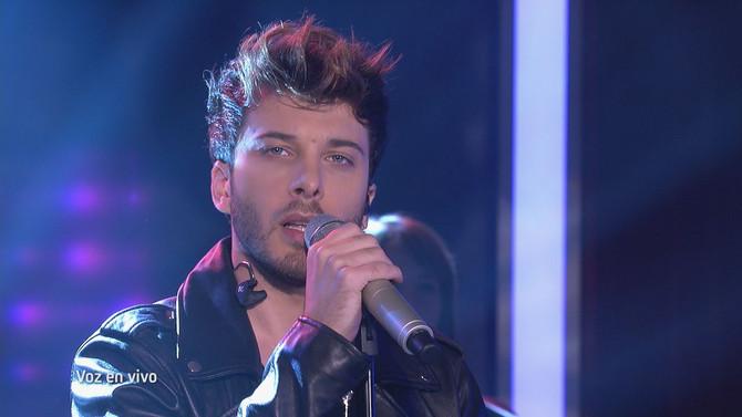 Blas Cantó arrasa con la presentación de su nuevo trabajo en un Bamboleo que rozó el 12% de audienci