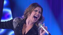 Bamboleo ofreció un gran espectáculo musical con Cristina Ramos y Brais Morán