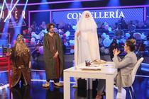 Bárbara Rey y Roi Méndez viven una noche de auténtica locura de humor en Land Rober