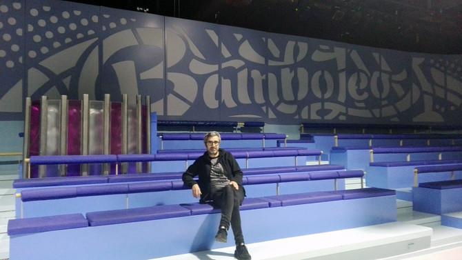 """Paco Freire, realizador de """"Bamboleo"""": """"La realización es un oficio que se aprende desde abajo"""""""